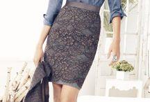 Shop the Look & Color Scheme / by Senora Cotto