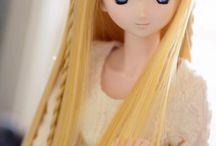 うちのこドール / ボークスから発売している、ドルフィードリームDDH-06をカスタムした「うちのこ」の写真をまてめています。 photos of my dolls VOLKS DollfieDream DDH-06custom BJD