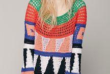 crochet & knit inspiration