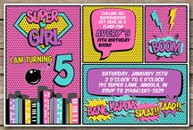 Super pink party