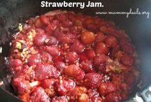 Strawberry Stuff / by Brenda Westberry