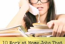 Working From Home / by Who am I Anymore