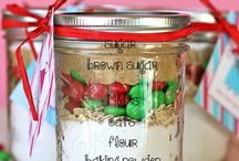 Recipes - Gifts in a Jar