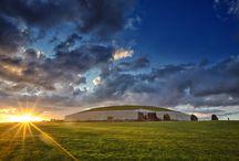 Sites Patrimoine Mondial UNESCO des Pays Celtes