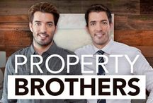 Property Brothers / Benjamin Moore colors featured on the hit TV show, Property Brothers. The brothers Drew and Jonathan Scott help families find, buy, and transform fixer-uppers into dream homes. @propertybros / by Benjamin Moore