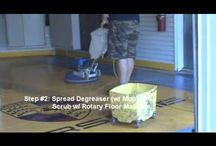 How To / Videos Showing How to Keep (or Start Making) Your Garage a Safe and Clean Place