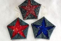 Christmas ornaments tutorial