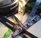 Woven Ribbon Labels / This board is about ribbon woven labels