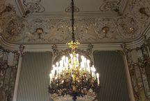 Budapest palaces