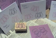 Greeting cards / I handcraft most of the cards that we send out for special occasions. Here are some of my creations, and cards I like from other peoples' boards. / by Paula Wethington