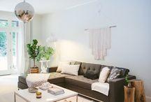 Hjemme / interiør