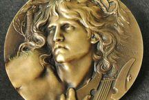 Bronze medagle