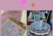 Birthday Themes / Ideas for first birthdays and beyond.