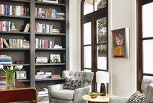 HD_Living Room / Ideias de decoração na sala de estar