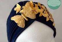 Turbantes toscana / Complementos turbantes