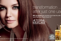 Alterna ❤️ / Transformation... after just one use.  Since 1997, Alterna has pioneered luxury haircare. Whatever your haircare need, we believe that you shouldn't have to choose between clinically-proven, salon-tested results & natural, good-for-you ingredients. That's why our products are: Pure. Proven. Professional.