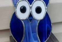 Owl suncatcher / Owl