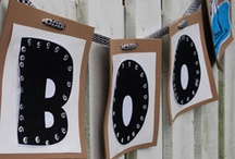 Halloween Crafts and Ideas / by Karen Powell Ford