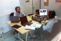 """ad hoc » podcast / """"ad hoc"""" broadcasts on iD Radio & Radio Maga, produced by Aristotelis Tsagkarogiannis"""