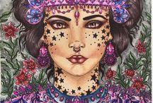 Magisk Gryning (Magical Dawn) Hanna Karlzon