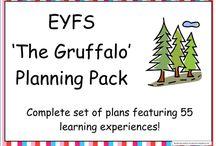 Gruffalo eyfs