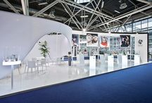 Barex Italiana - Cosmoprof / Act Events Allestimenti fieristici Exhibition stand display Our work at Cosmoprof