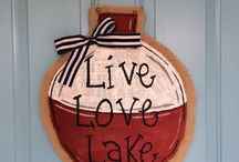 lake/camping / by Bonnie Reeves