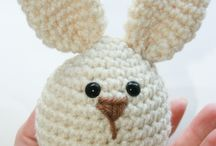 Crochet- Amigurumi / The gorgeous & oh so cute Japanese art of crocheting small,  stuffed animals & other assorted delights!