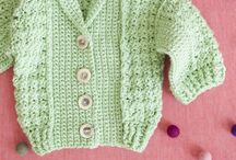 Crochet Baby Clothing and Items / by Canned Quilter