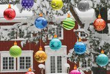 Create xmas decorations