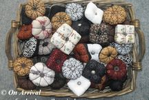 Pincushions / A crafter can never be without a pincushion or two......or three or more! https://www.facebook.com/0narrival