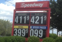 Gas Prices in Illinois' 8th District / by Rep. Joe Walsh