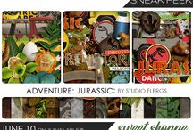 Adventure: JURASSIC by Studio Flergs