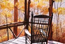Peaceful places / by Debra Booth Witherspoon