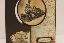 Karten mit SU - Traveler