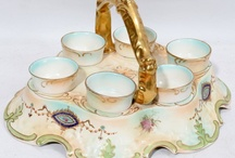 China and Porcelain Dishes and More / Whether it's a teacup, an extra plate or saucer, or China figurine, feel free to pin it here. Hope you enjoy this Board.