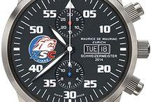 ZSC Watch / ZSC Lions Watch from Maurice de Mauriac / by Maurice de Mauriac - Zurich Watches
