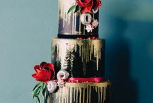 """Wedding Cakes / If you love weddings and you love sweet baked treats, this board is for you. A collection our publishers best wedding cakes. Filled with wedding cake recipes, wedding cake inspiration, and wedding cake decorations, this board will have you saying """"I do!"""""""