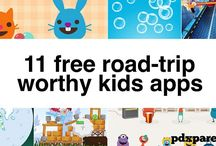 Kid-friendly books, music and apps / The apps, music and books you need for your kids