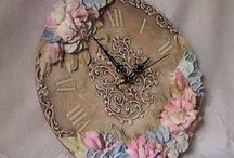 Saat süslemeleri