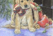 Christmas Images Donna Race