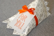 Gift & Packaging Ideas / by gMarie