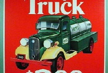 hess trucks / by Judy Fitzgerald