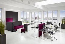 Sofa / Sofa von Febrü: gemütlich sitzen bei einem spontanen Meeting im Büro, entspannt warten im Foyer oder Gliederung  von offenen Bürolandschaften. Die Sofa von Febrü machen das Sitzen zu einem angenehmen Erlebnis und bringen Wohnlichkeit ins Büro.