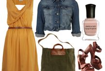 outfits / by Viridiana Ramirez
