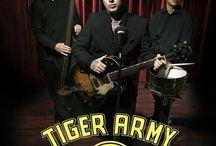 tiger army , rockabilly