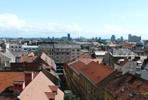 Zagrzeb - Stolica Chorwacji / Zdjęcia zabytków i najciekawszych miejsc w Zagrzebiu, stolicy Chorwacji. W drodze nad Adriatyk, warto zatrzymać się choćby na dwie, trzy godziny by zobaczyć choć część tego pięknego miasta. Więcej o Zagrzebiu:  http://www.chorwacja24.info/centralna-chorwacja/zagrzeb