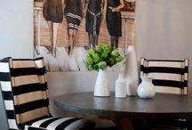 Staging A Room / Interior Design
