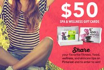 Treat Yourself To SPAugust / by Spa Week
