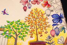 Kolorowanki i rysowanie